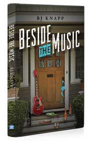 Beside the Music by BJ Knapp, book cover
