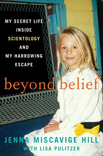 BJ Knapp author of Beside the Music read Beyond Belief by Jenna Miscavage Hill