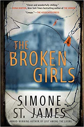 BJ Knapp author of Beside the Music enjoyed The Broken Girls by Simone St. James