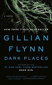 BJ Knapp author of Beside the Music enjoyed Dark Places by Gillian Flynn