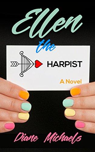 BJ Knapp author of Beside the Music enjoyed Ellen the Harpist
