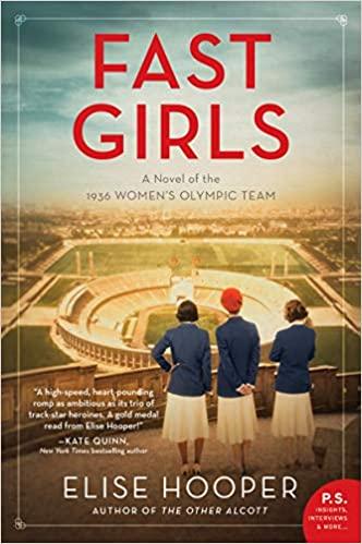 BJ Knapp author of Beside the Music enjoyed Fast Girls by Elise Hooper