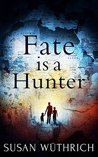 BJ Knapp author of Beside the Music enjoyed Fate is a Hunter by Susan Wuthrich