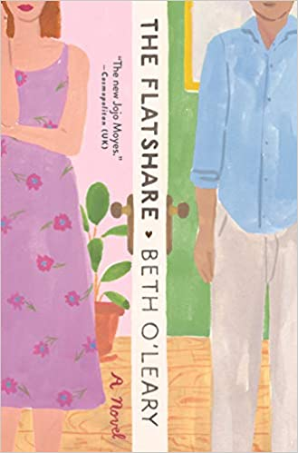 BJ Knapp author of Beside the Music enjoyed The Flatshare by Beth O'Leary