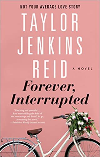 BJ Knapp author of Beside the Music enjoyed Forever Interrupted by Taylor Jenkins Reid