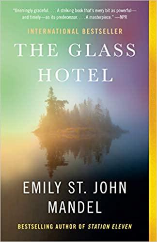 BJ Knapp author of Beside the Music enjoyed The Glass Hotel by Emily St. John Mandel