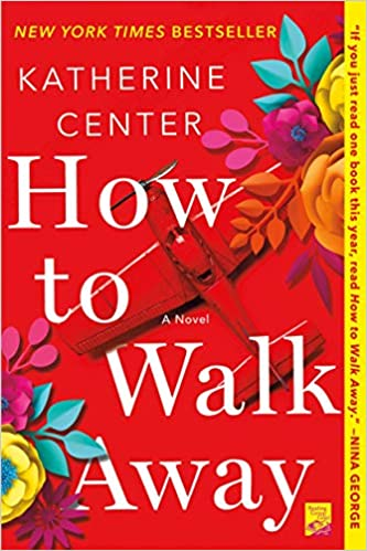 BJ Knapp author of Beside the Music enjoyed How to Walk Away by Katherine Center