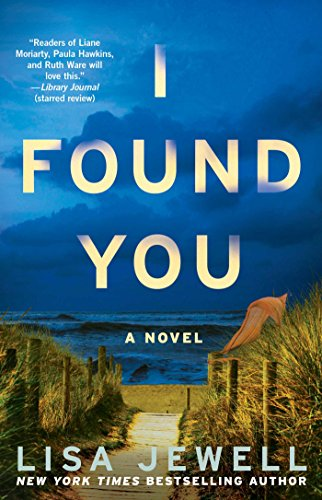 BJ Knapp author of Beside the Music enjoyed I Found You by Lisa Jewell