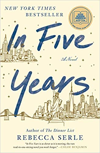 BJ Knapp author of Beside the Music enjoyed In Five Years by Rebecca Serle