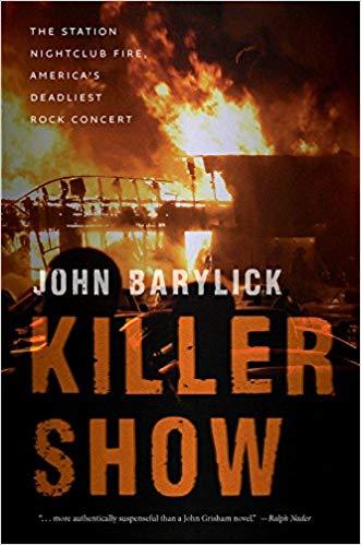BJ Knapp author of Beside the Music enjoyed Killer Show by John Barylick.