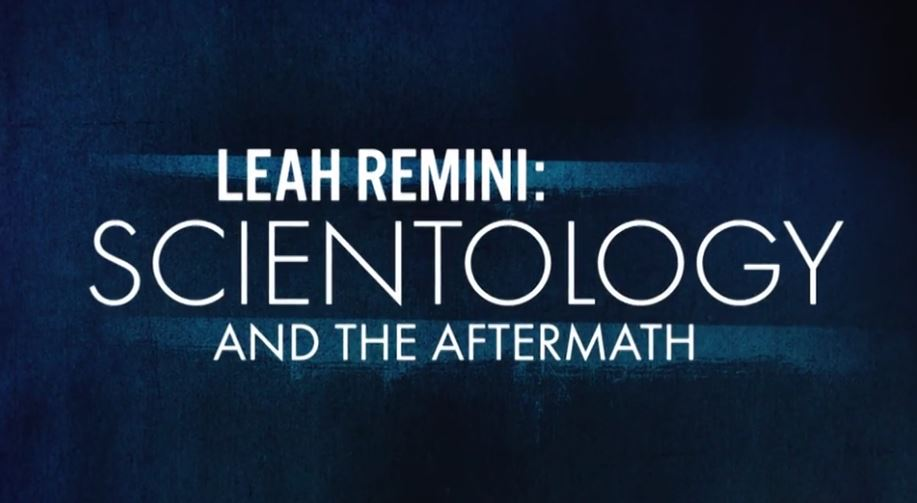 BJ Knapp author of Beside the Music admits to watching Leah Remini Scientology and the Aftermath.