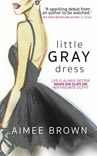 BJ Knapp read Little Gray Dress by Aimee Brown