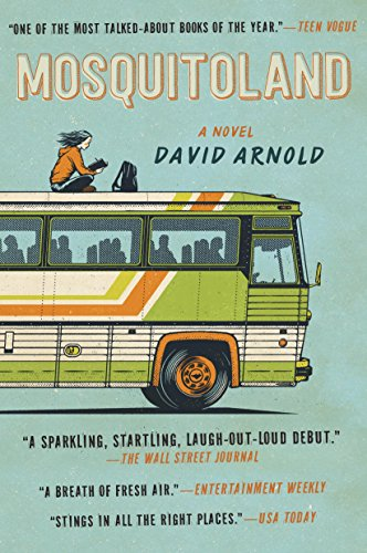 BJ Knapp author of Beside the Music enjoyed Mosquitoland by David Arnold