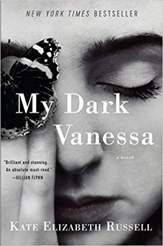 BJ Knapp author of Beside the Music enjoyed My Dark Vanessa by Kate Elizabeth Russell