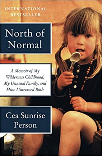 BJ Knapp author of Beside the Music enjoyed North of Normal by Cea Sunrise Person.