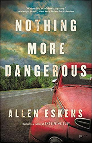 BJ Knapp author of Beside the Music enjoyed Nothing More Dangerous by Allen Eskins