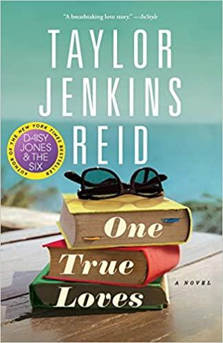 BJ Knapp author of Beside the Music enjoyed One True Loves by Taylor Jenkins Reid