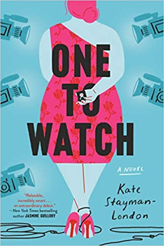 BJ Knapp author of Beside the Music enjoyed One to Watch by Kate Stayman-London
