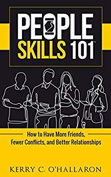BJ Knapp author of Beside the Music enjoyed People Skills 101 by Kerry O'Hallaron
