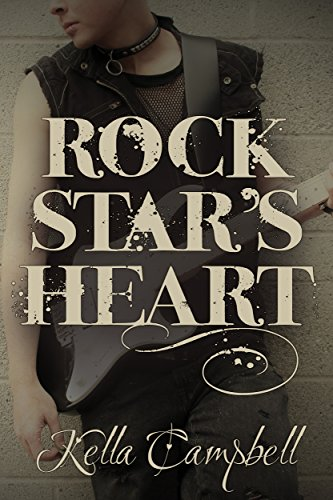 BJ Knapp author of Beside the Music enjoyed Rock Star's Heart by Kella Campbell