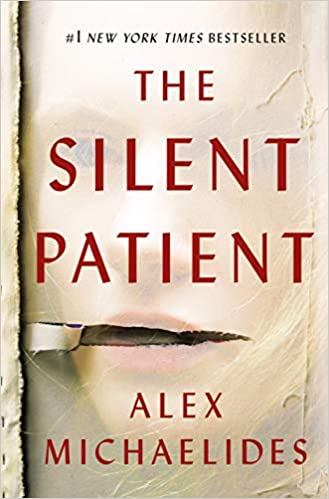 BJ Knapp author of Beside the Music enjoyed The Silent Patient by Alex Michaelides
