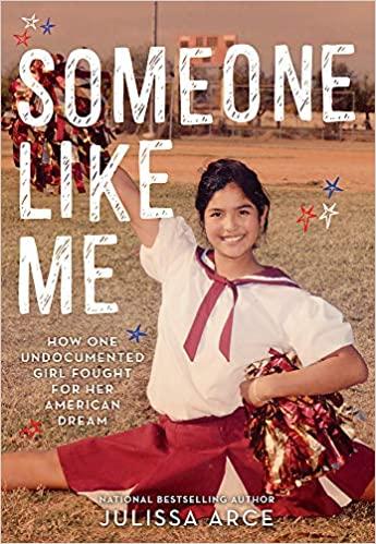 BJ Knapp author of Beside the Music enjoyed Someone Like Me by Julissa Arce