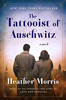 BJ Knapp author of Beside the Music enjoyed the Tattooist of Auschwitz by Heather Morris