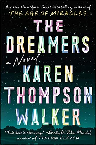 BJ Knapp author of Beside the Music enjoyed The Dreamers by Karen Thompson Walker