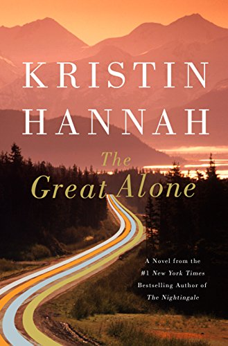 BJ Knapp author of Beside the Music enjoyed The Great Alone by Kristin Hannah