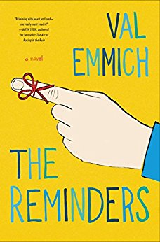 BJ Knapp author of Beside the Music enjoyed The Reminders by Val Emmich