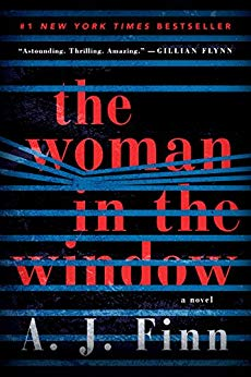BJ Knapp author of Beside the Music enjoyed The Woman in the Window by AJ Finn