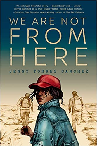 BJ Knapp author of Beside the Music enjoyed We Are Not From Here by Jenny Torres Sanchez