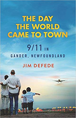 BJ Knapp author of Beside the Music enjoyed The Day the World Came to Town by Jim Defede