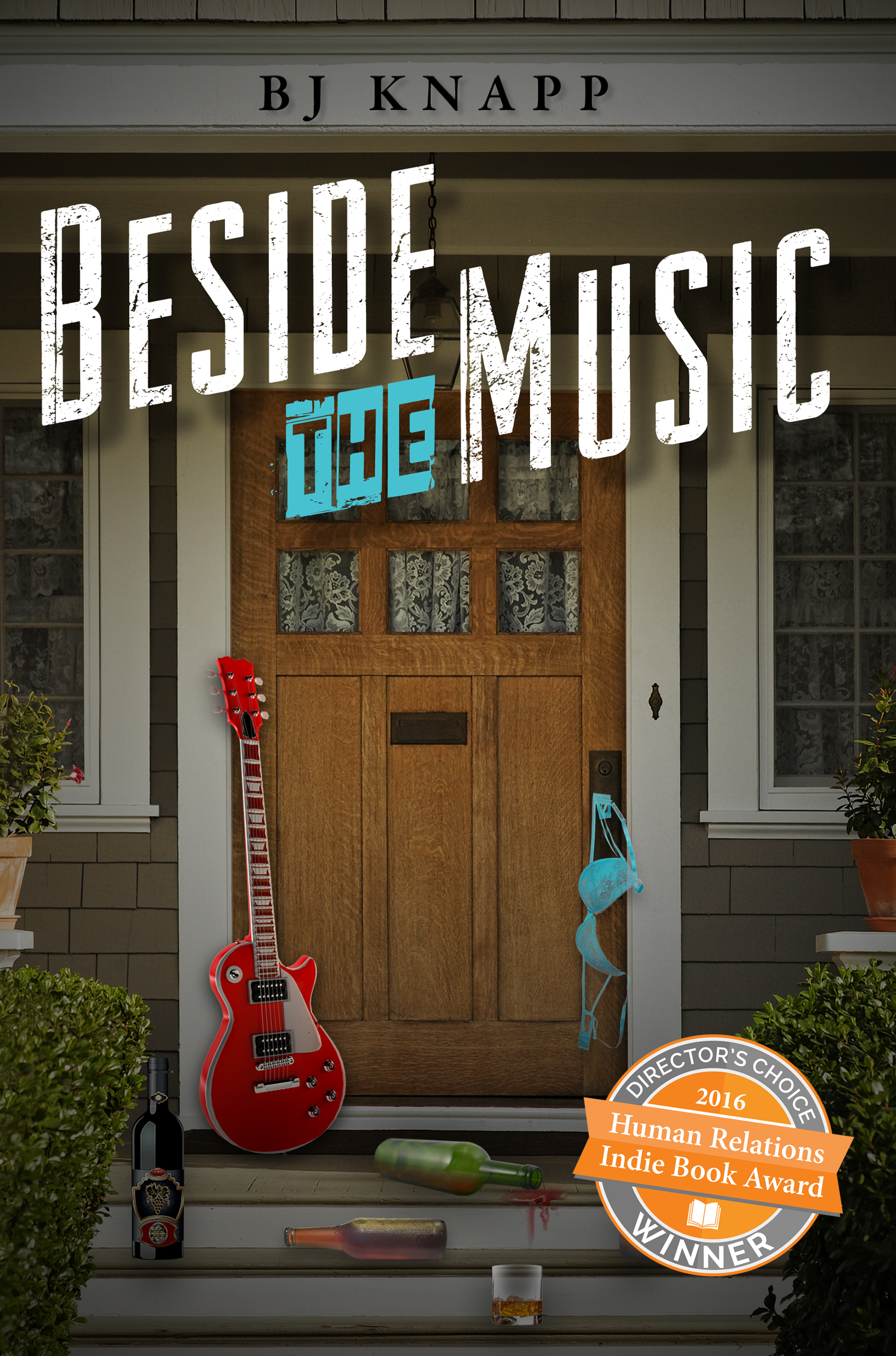BJ Knapp author of Beside the Music recommends award winning Beside the Music by BJ Knapp
