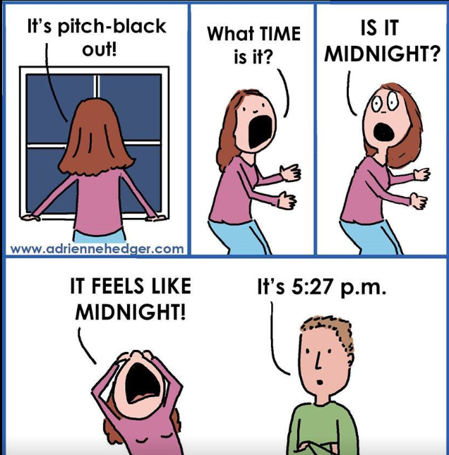 Is Daylight Savings Time Relevant?