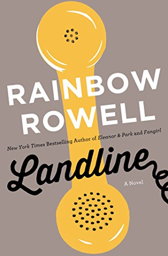BJ Knapp author of Beside the Music recommends Landline by Rainbow Rowell