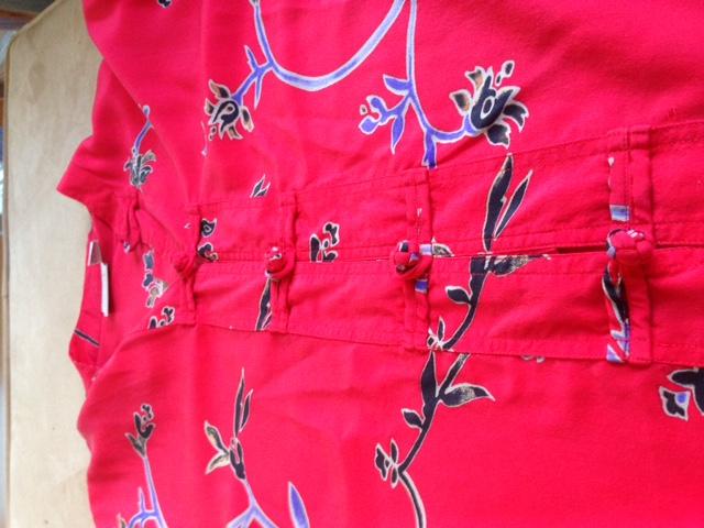 consignment silk shirt